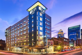 Hotel - Aloft Louisville Downtown