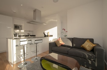 SACO London Bridge - Bermondsey - In-Room Kitchen  - #0