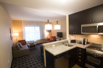 北林肯萬豪唐普雷斯套房飯店 TownePlace Suites by Marriott Lincoln North