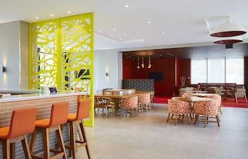 Lobby at Holiday Inn Express Sydney Macquarie Park in Macquarie Park