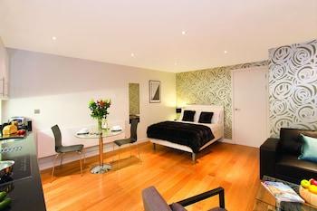Studio Apartment (Lower Ground Floor)