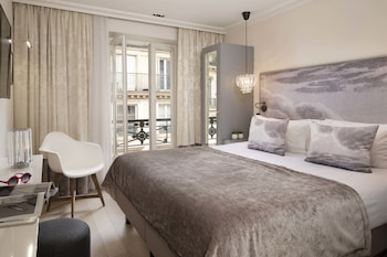 Deluxe Double Room, Connecting Rooms