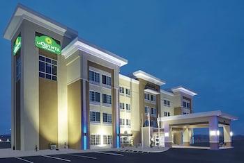 伊利諾州史普林菲爾德溫德姆拉昆塔套房飯店 La Quinta Inn & Suites by Wyndham Springfield IL