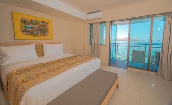 Premier Double or Twin Room (Premier, Seaview)