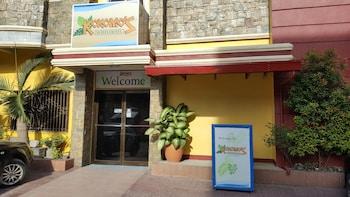 Kokomo's Suites Hotel Pampanga Hotel Entrance