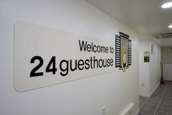 24 ゲストハウス ミョンドン タウン