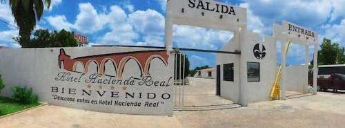 Hotel Hacienda Real, Guadalupe
