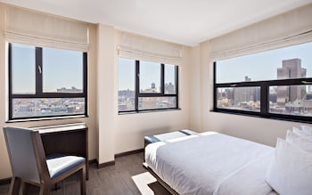City View at Orchard Street Hotel in New York
