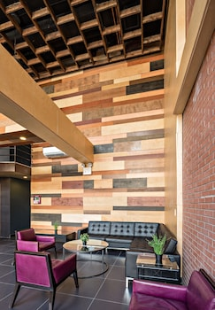 Lobby Sitting Area at Orchard Street Hotel in New York