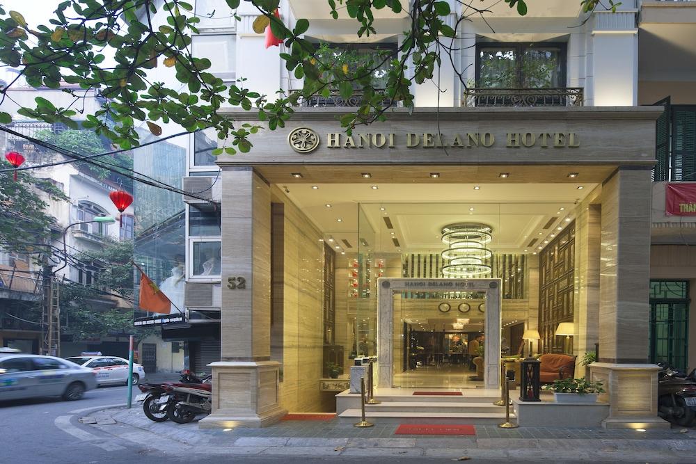 ハノイ ペリドット ホテル