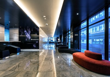 DAIWA ROYNET HOTEL GINZA Lobby
