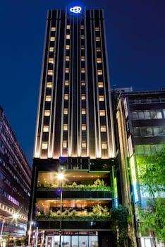 DAIWA ROYNET HOTEL GINZA Exterior