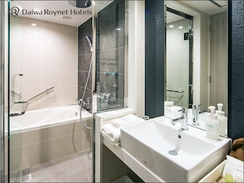DAIWA ROYNET HOTEL GINZA Bathroom