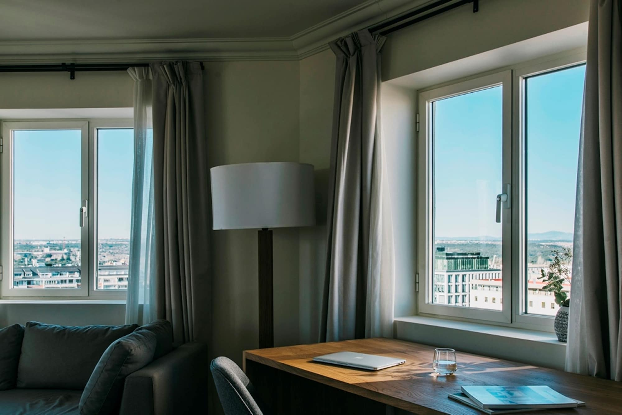 Luxury Suite, City View, Tower