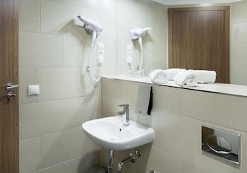 IBB Blue Hotel Adlershof Berlin-Airport - Bathroom  - #0