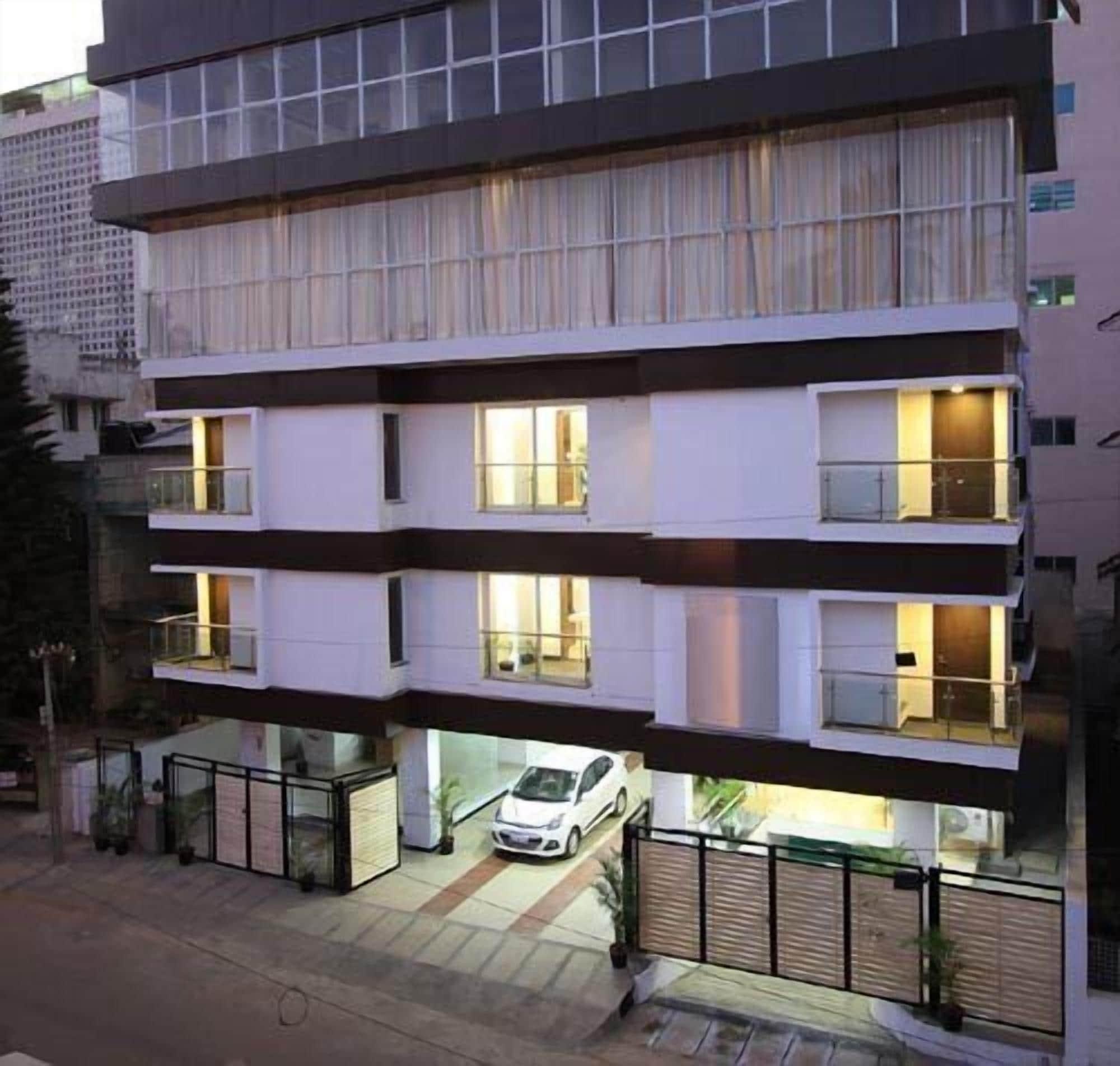Sovereign Suites, Bangalore