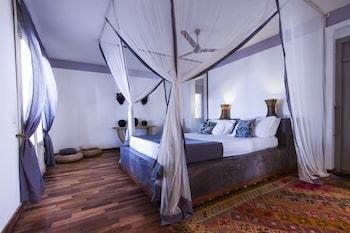 Comfort Süit, 1 Yatak Odası, Özel Banyo, Bahçe Manzaralı