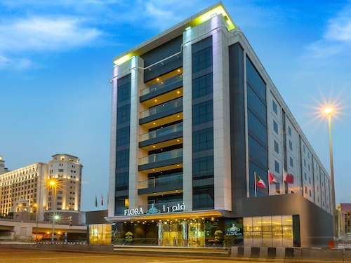 Dubaj - Flora Al Barsha Hotel at the Mall - z Warszawy, 31 marca 2021, 3 noce