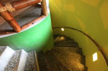 Hannah Hotel Boracay Staircase