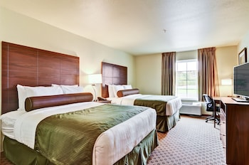 Studio Suite, Multiple Beds, Accessible (Mobility/Audible, Roll-in Shower)