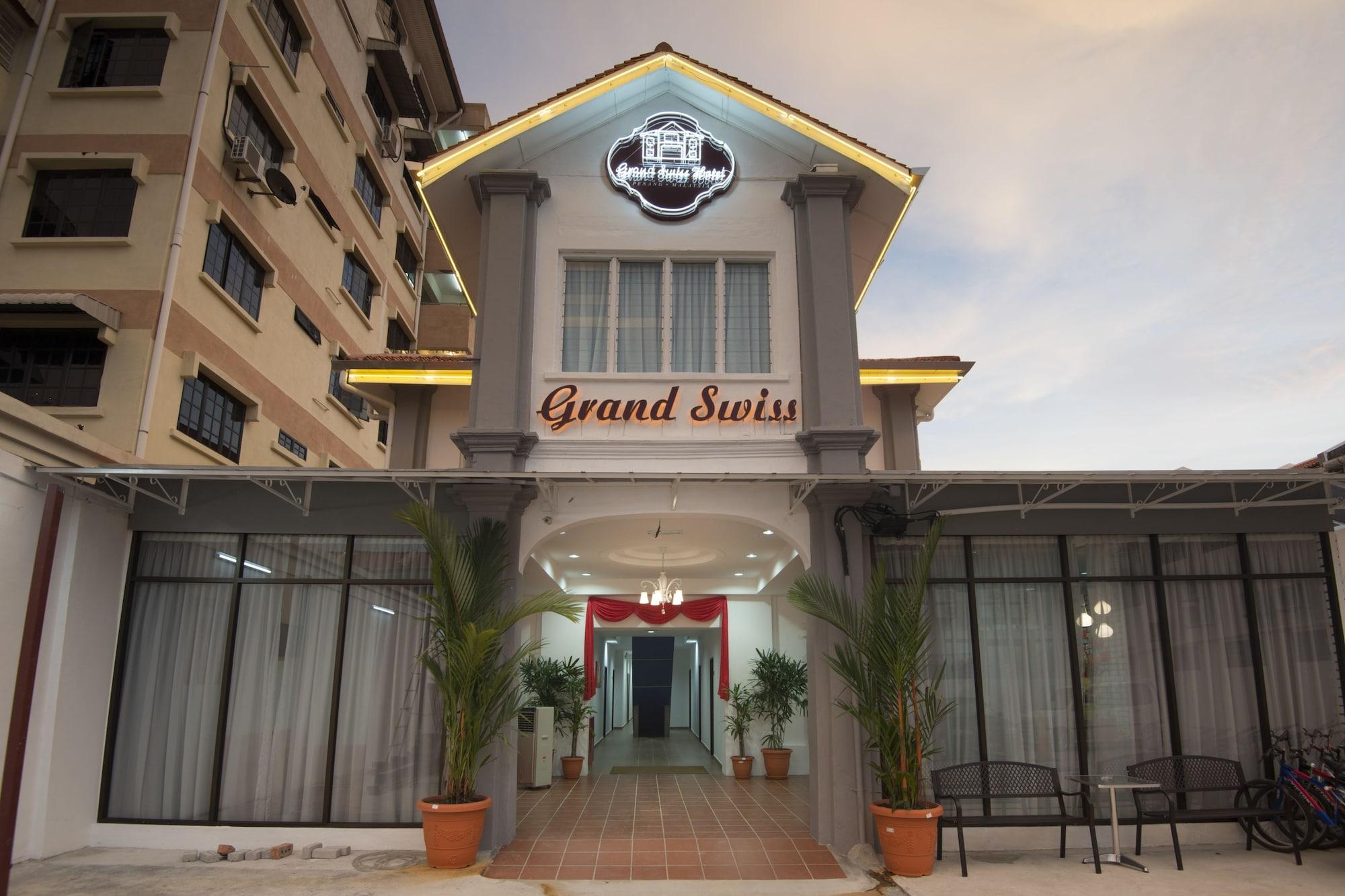 Grand Swiss Hotel @ Lebuh Chulia, Penang Island