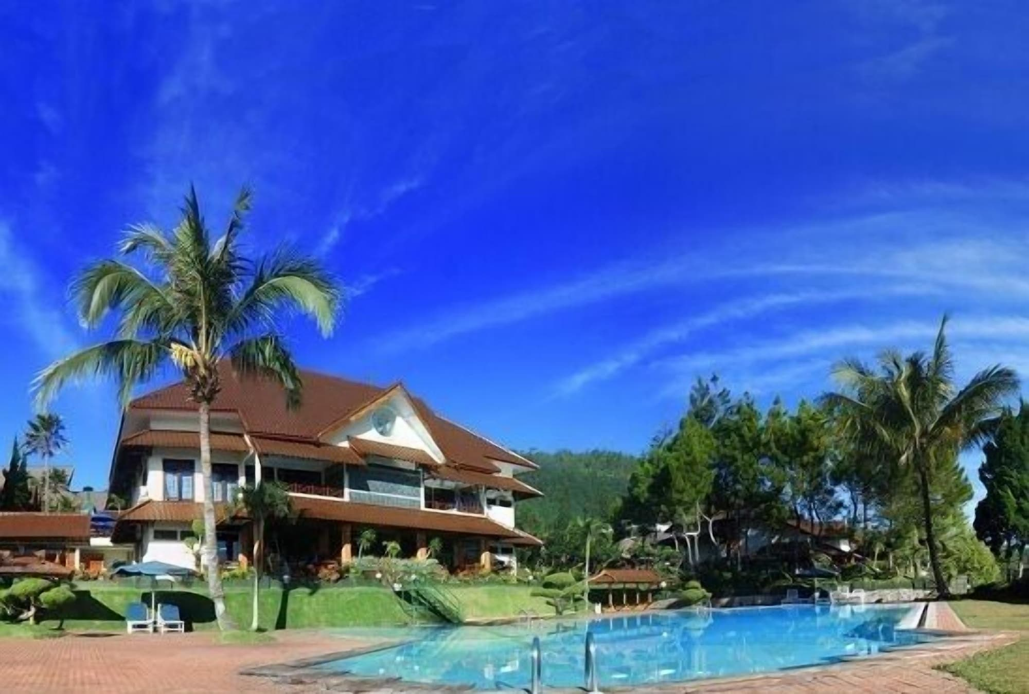 Kusuma Agrowisata Resort & Convention Hotel, Malang