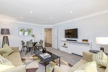 Superior Apartment, 2 Bedrooms, Non Smoking, Kitchen