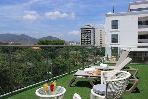 BlueBay Concept Hotel by Xarm Hotels, Santa Marta (Dist. Esp.)
