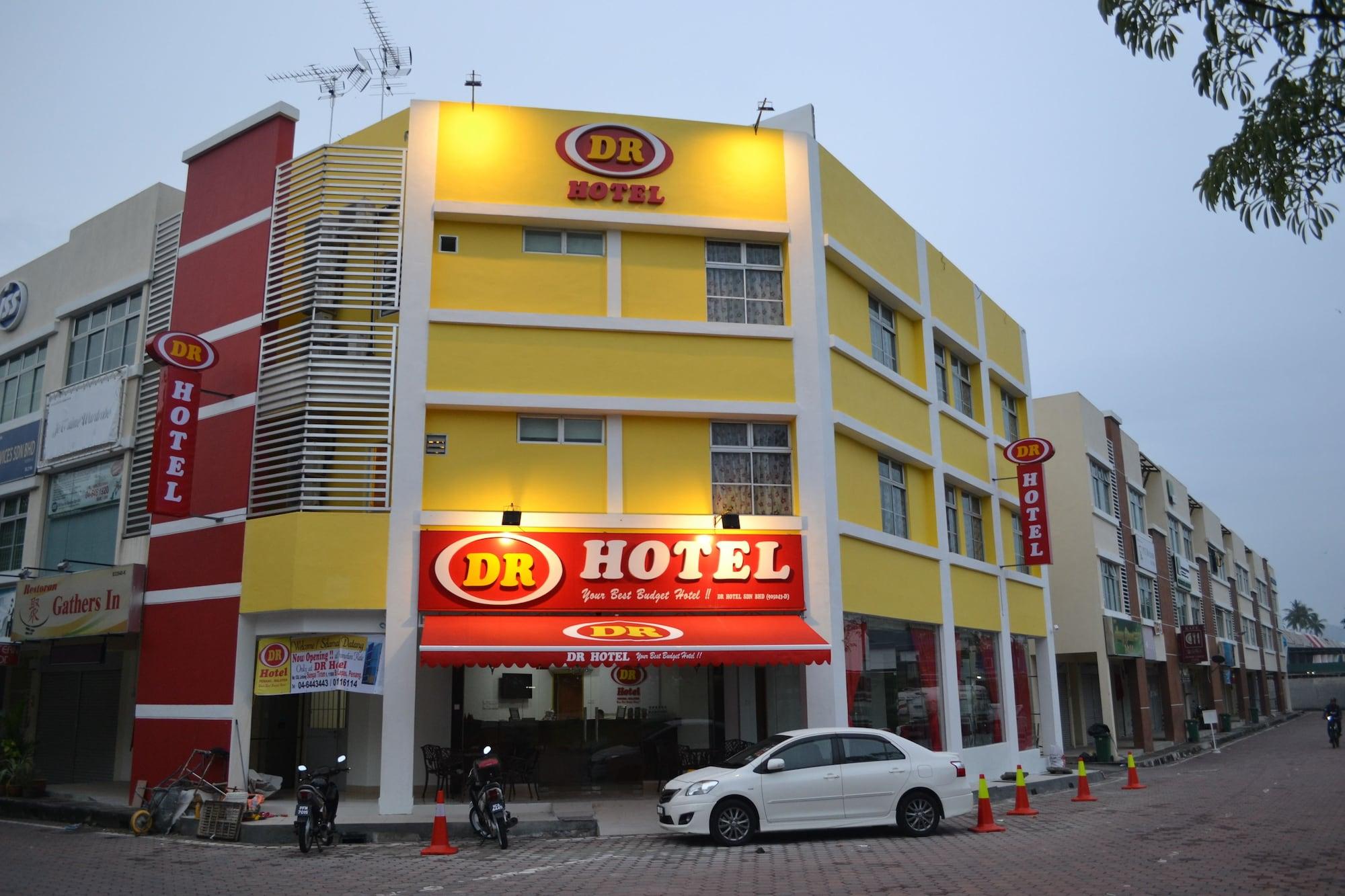 DR Hotel, Barat Daya