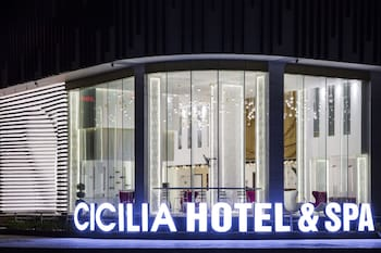 シシリア ホテル アンド スパ