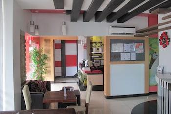 The Metropolis Suites Davao Lobby