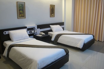 The Metropolis Suites Davao Guestroom