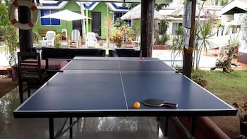 Calypso Resort Bohol Game Room