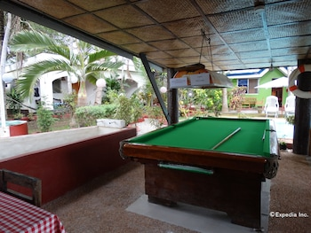 Calypso Resort Bohol Billiards