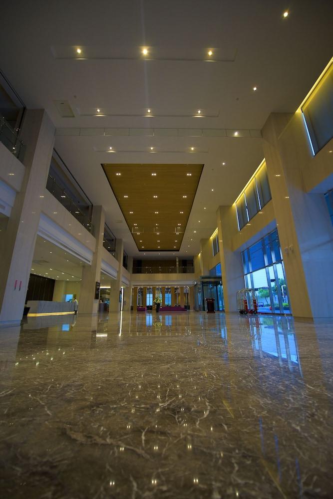 大廳休息區