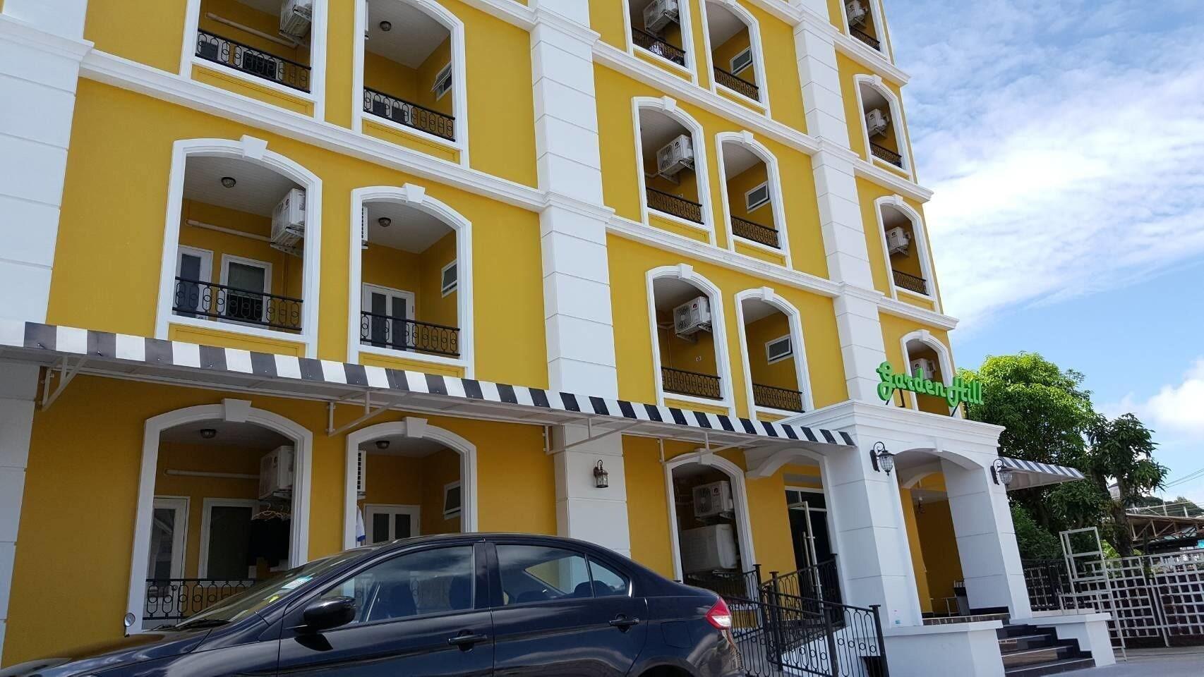 Garden Hill Hotel, Muang Trang