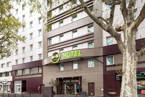B&B Hotel PARIS Porte de la Villette, Seine-Saint-Denis