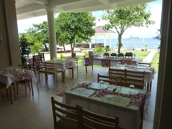 Flying Fish Resort Camotes Dining
