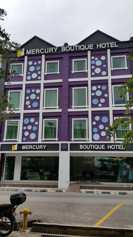 マーキュリー ブティック ホテル