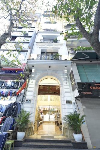 Hanoi - Hanoi HM Boutique Hotel - z Warszawy, 30 kwietnia 2021, 3 noce