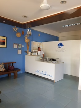 Anhawan Beach Resort Iloilo Reception