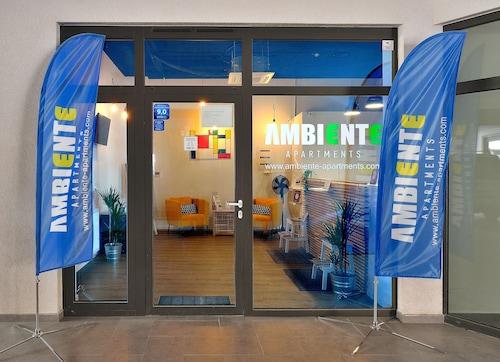 Ambiente Serviced Apartments-NamestieSNP, Bratislava I