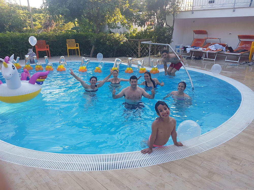 Hotel Residence Villa Marinu,