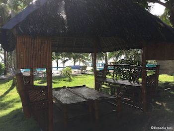 Flower Beach Resort Bohol Gazebo