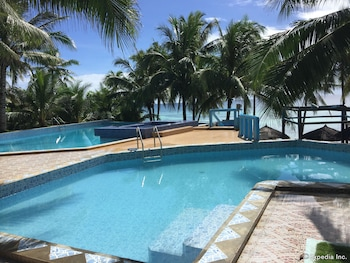 Flower Beach Resort Bohol Outdoor Pool