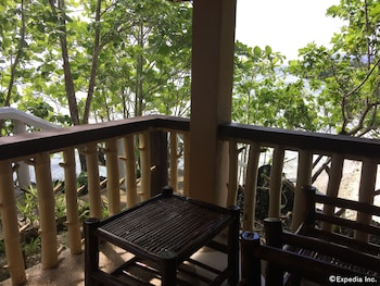 Flower Beach Resort Bohol Balcony