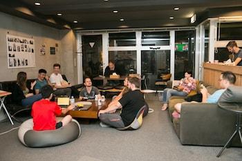 SANTIAGO GUESTHOUSE HIROSHIMA – HOSTEL Lounge
