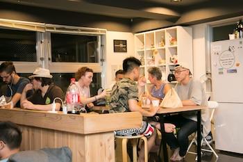 SANTIAGO GUESTHOUSE HIROSHIMA – HOSTEL Shared Kitchen