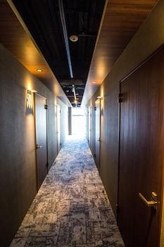 SANTIAGO GUESTHOUSE HIROSHIMA – HOSTEL Hallway