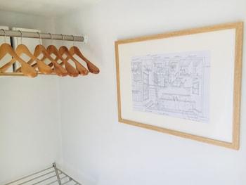SANTIAGO GUESTHOUSE HIROSHIMA – HOSTEL Room Amenity